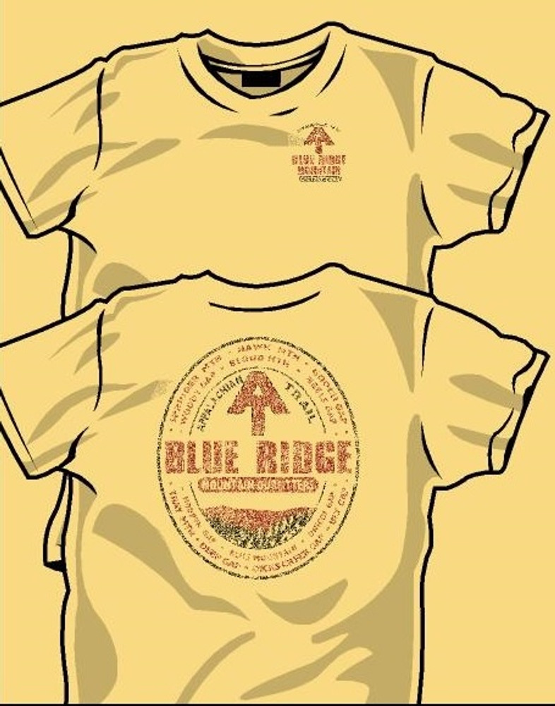 Private Label T-Shirt - Along the AT - Short Sleeve.