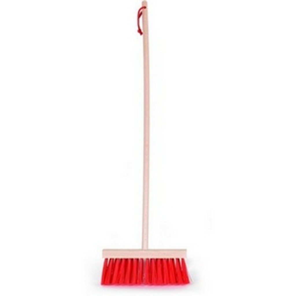 Child size scrubbing brush