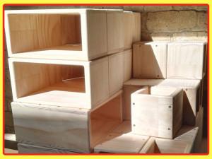 Large Hollow Block set-19 pieces