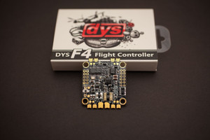 DYS F4 Flight Control uses the OMNIBUSF4 firmware, it is integrated with OSD and Current Sensor, so you don't need to flash firmware additionally, and you could debug OSD via BF ground station.