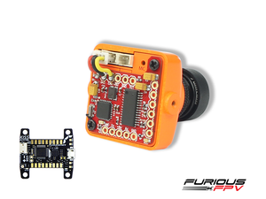 Furious FPV PIGGY OSD V2 for Kiss FC