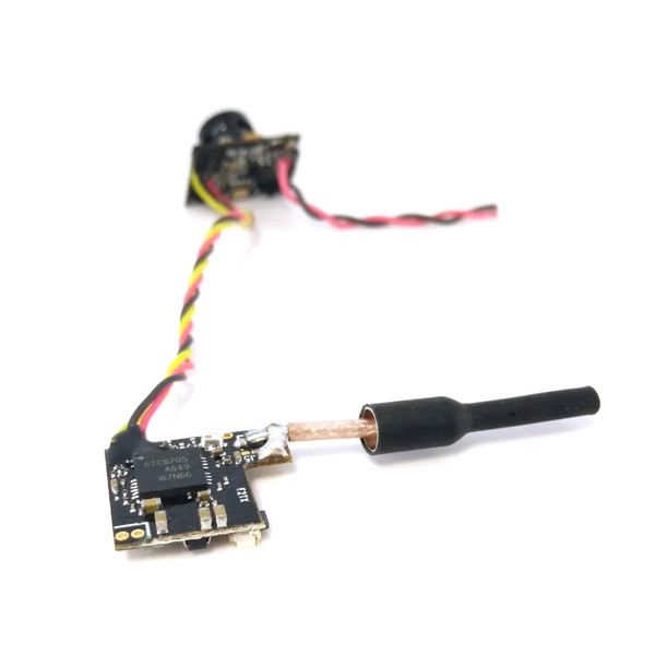 Tiny Whoop Micro Camera Mullet Moded with 5.8Ghz 48Ch 25mW VTX