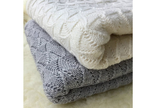 Ecosprout Vintage Merino Blanket