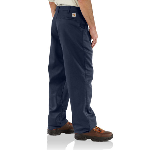 Carhartt Fr Twill Pants Disc The Brown Duck