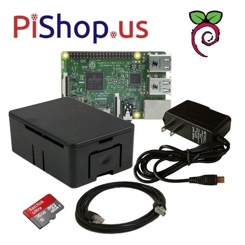 Pi 3 B Kits