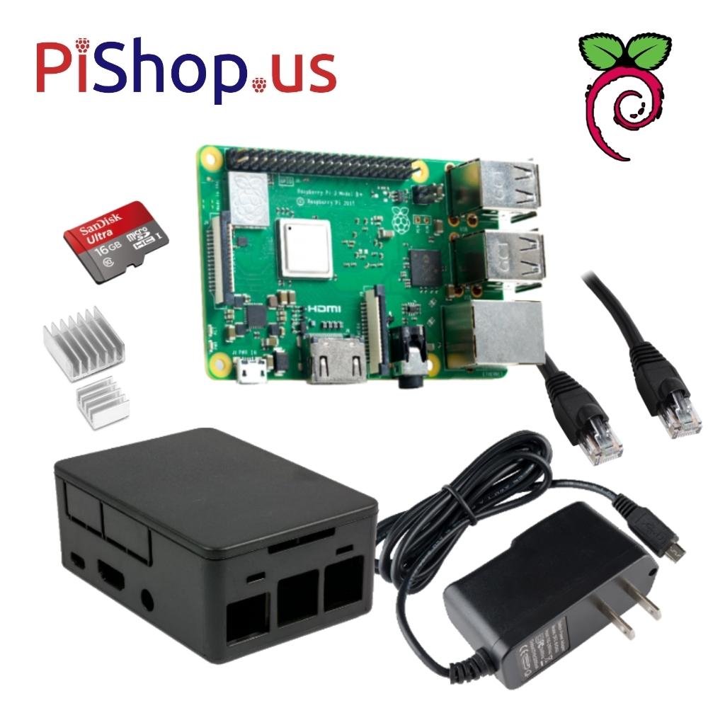 Pi 3 B+ Kits
