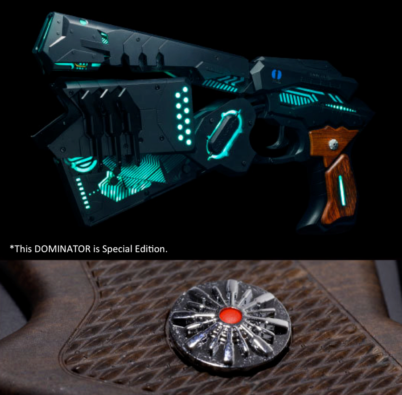 Dominate The Dominator From Psycho Pass The Iconic Gun Is On Sale