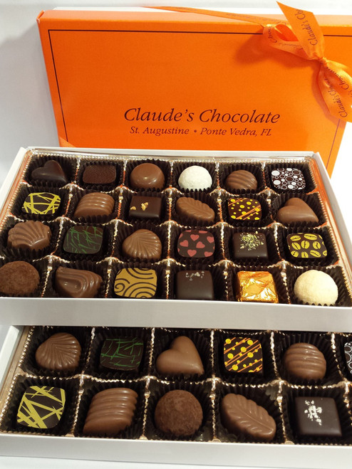 CLASSIC 48 PIECE BONBON & TRUFFLE COLLECTION
