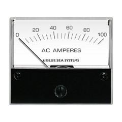 "Blue Sea 8258 AC Analog Ammeter - 2-3/4"" Face, 0-100 Amperes AC [8258]"
