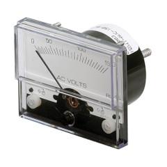 "Paneltronics Analog AC Voltmeter - 0-300VAC - 2-1/2"" [289-007]"