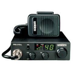 Uniden PRO510XL CB Radio w/7W Audio Output [PRO510XL]