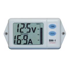 Clipper BM-1CW Battery Monitor Compact White [BM-1CW]