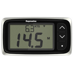 Raymarine i40 Bidata Display System w/Thru-Hull Transducers [E70145]