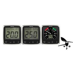 Raymarine i50/i60 Wind/Speed/Depth System Package [E70153]