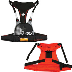 Stearns 4430 16g Manual Inflatable Paddlesport Harness/Vest - Red/Black [2000013815]