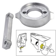 Tecnoseal Anode Kit w/Hardware - Volvo 280 - Zinc [20701]