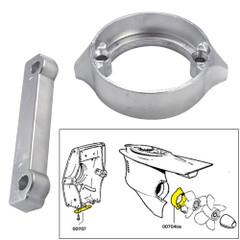Tecnoseal Anode Kit w/Hardware - Volvo Duo-Prop 280 - Zinc [20702]