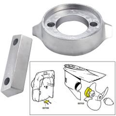Tecnoseal Anode Kit w/Hardware - Volvo 290 - Aluminum [20705AL]