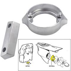 Tecnoseal Anode Kit w/Hardware - Volvo Duo-Prop 290 - Aluminum [20706AL]