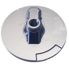 Tecnoseal Trim Plate Anode - Zinc Flat Mercury Alpha f/Engines [00820]