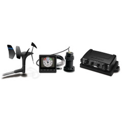 Garmin Wind, Depth & Speed Bundle w/gWind Transducer, GMI 20, GND 10 & DST800 [010-01248-10]