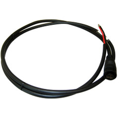 Raymarine 3-Pin, 12/24V Power Cable - 1.5M f/DSM30/300, CP300, 370, 450,470 & 570 [A80346]