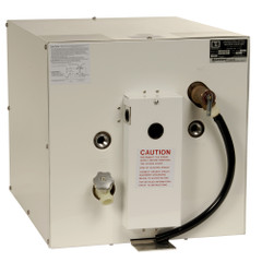 Whale Seaward 11 Gallon Hot Water Heater w/Rear Heat Exchanger - White Epoxy - 120V - 1500W [S1100W]
