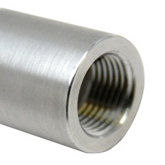 "Rupp 3/4"" x 12"" Threaded Aluminum Pipe [09-1050-12]"