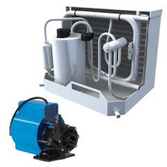 Webasto FCF Platinum Series Air Conditioner Complete System Kit w/KoolAir PM500 Pump  Ducting - 10,000 BTU/h - 115V [5012460A]