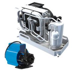 Webasto FCF Platinum Series Air Conditioner Complete System Kit w/KoolAir PM500 Pump  Ducting - 12,000 BTU/h - 115V [5012462A]
