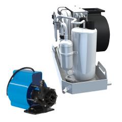 Webasto FCF Platinum Series Air Conditioner Complete System Kit w/KoolAir PM1000 Pump  Ducting - 16,000 BTU/h - 115V [5012464A]