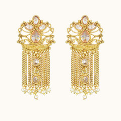 Stunning Gold Plated Earrings1871