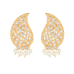Stunning Gold Plated Earrings1873