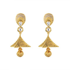 Stunning Gold Plated Earrings1881