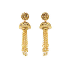 Stunning Gold Plated Earrings1883