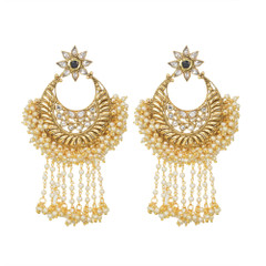 Stunning Gold Plated Earrings1886