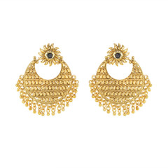 Stunning Gold Plated Earrings1888