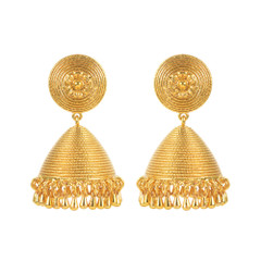 Stunning Gold Plated Earrings1889