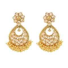 Stunning Gold Plated Earrings1892