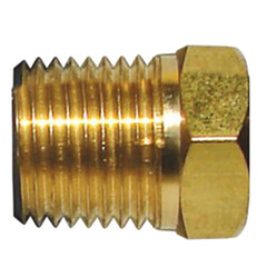 Tecnoseal Brass Cap f/M8 Pencil Zinc [2061TP 02]