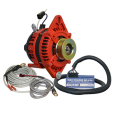 Balmar AT Series Alternator - Spindle Mount(Single Foot) Charging Kit - 165A - 12V [AT-SF-165-K6-KIT]