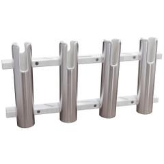 TACO Aluminum/Poly 4-Rod Rack Holder [F31-3104BXZ-1]
