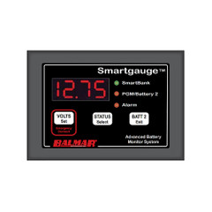 Balmar Smartgauge Battery Monitor - 12/24V [44-SG-12/24]