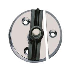 Perko Door Button w/Spring [1216DP0CHR]