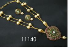 Amazing Gold Plated Pendan Set1468