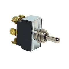 Cole Hersee Heavy Duty Toggle Switch DPDT (On)-Off-(On) 6 Screw [55054-BP]