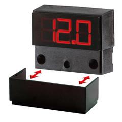 Paneltronics Digital DC Ammeter - 0-100DCA 12/24 Volts System [570-002]