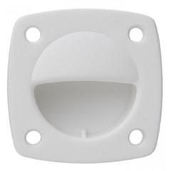 Whitecap Nylon Flush Pull - Small - White [3360WC]