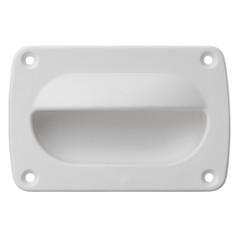 Whitecap Nylon Flush Pull - Large - White [3364WC]