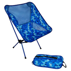 Taylor Made Stow n Go Chair - Blue Sonar [7910BS]